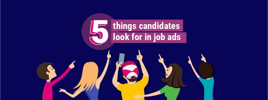 The top 5 factors you should be including in your job ads