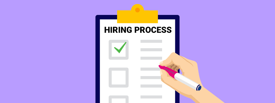 Simplify hiring with the hiring process checklist