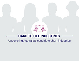 Uncovering Australia's candidate-short industries