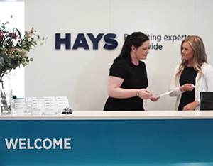 Embracing technology to drive innovation: Hays