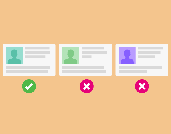 How to screen candidates to build your shortlist faster