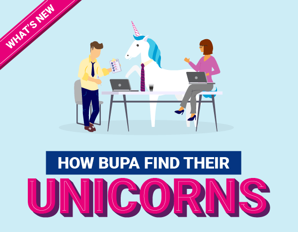 What you can learn from Bupa's proactive talent sourcing