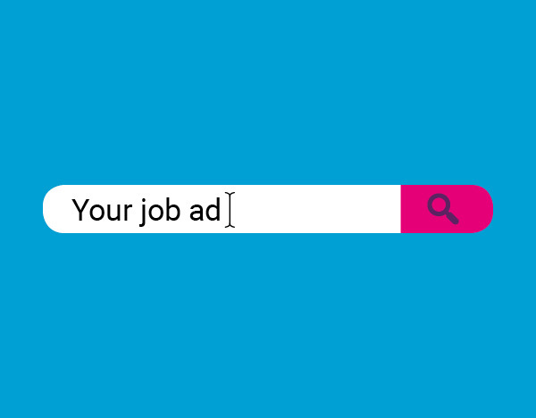 The reasons you don't see your own job ad in search results