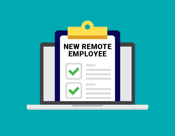 Onboarding a new employee remotely? Use this checklist