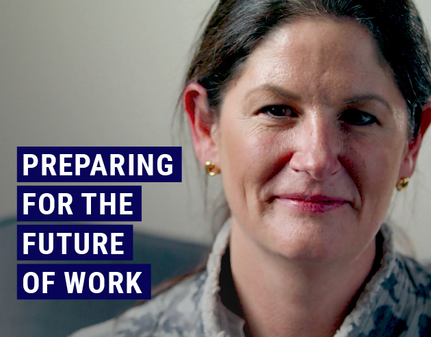 How Telstra is preparing for the future of work