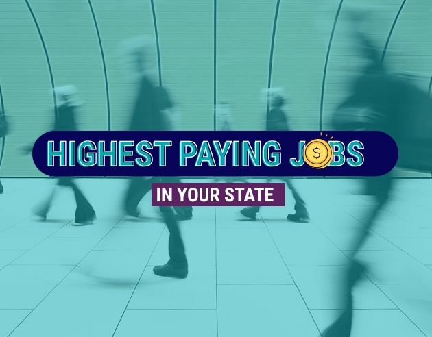 The highest paying jobs in your state | 2018