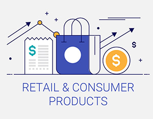 Highest paying jobs: Retail & Consumer Products