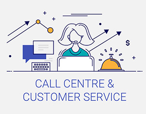 Highest paying jobs in Call Centre & Customer Service